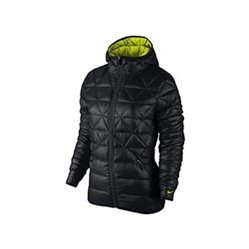 NIKE ALLIANCE 550 DOWN HOODED-JACKET Women Black